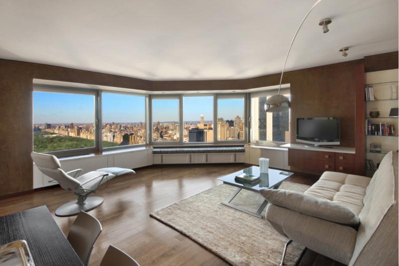 Livingroom - 150 West 56th street - Manhattan