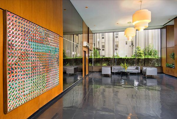 Lobby at 303 East 83rd Street - Luxury Rentals on the Upper East Side