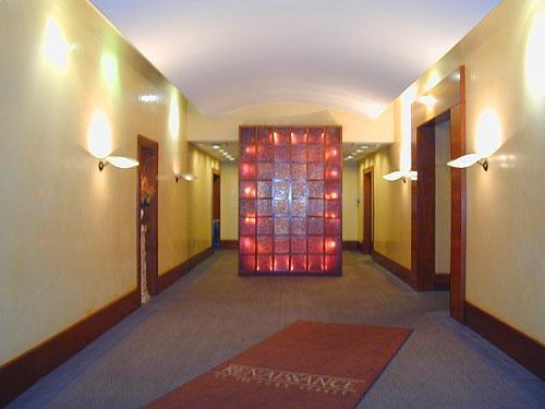 100 John Street Lobby - Financial District Rental Apartments