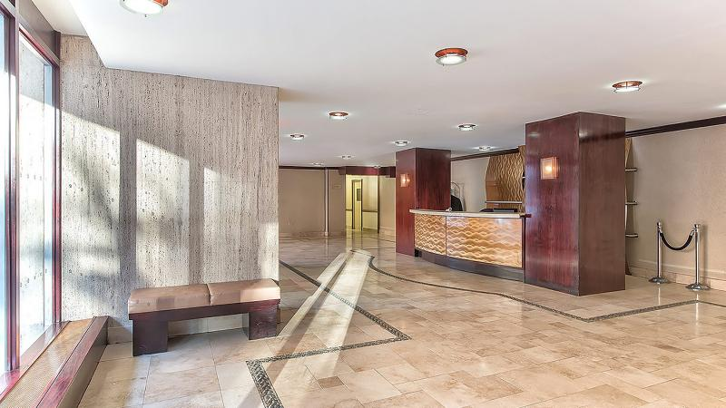 Lobby at Central Park Gardens - 50 West 97th Street