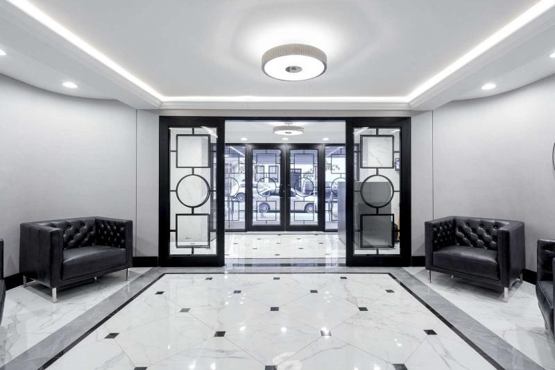 Lobby at Lexington Towers - 160 East 88th Street