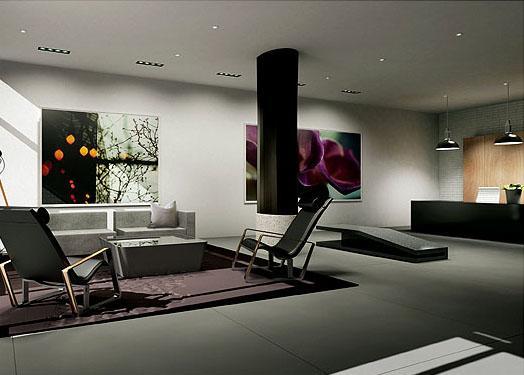 +Art Lobby - Manhattan Condos for Sale