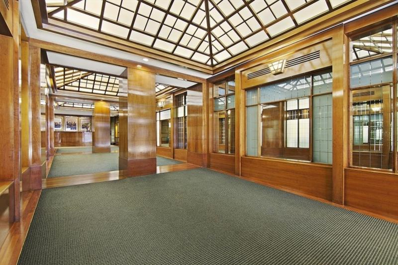 Lobby at Two WorldWide Plaza - 350 West 50th Street
