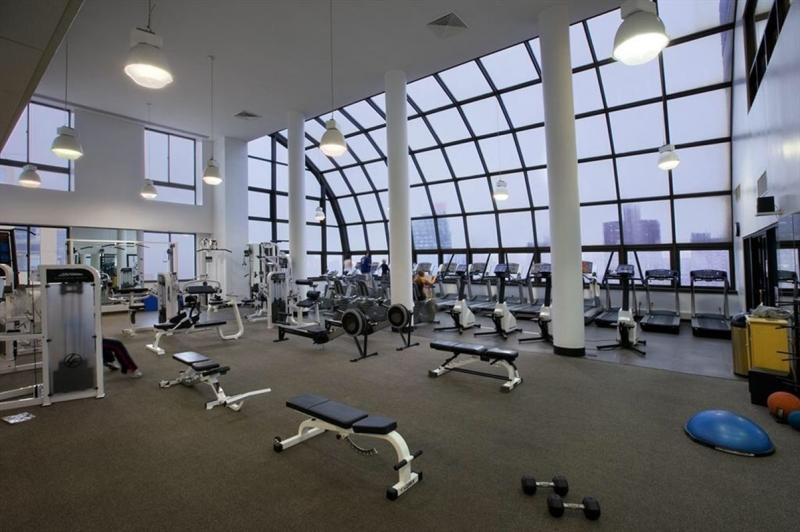 Apartments for rent at One Lincoln Plaza - Gym