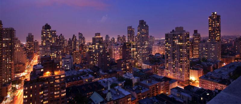 View from the Wimbledon, Manhattan Rentals