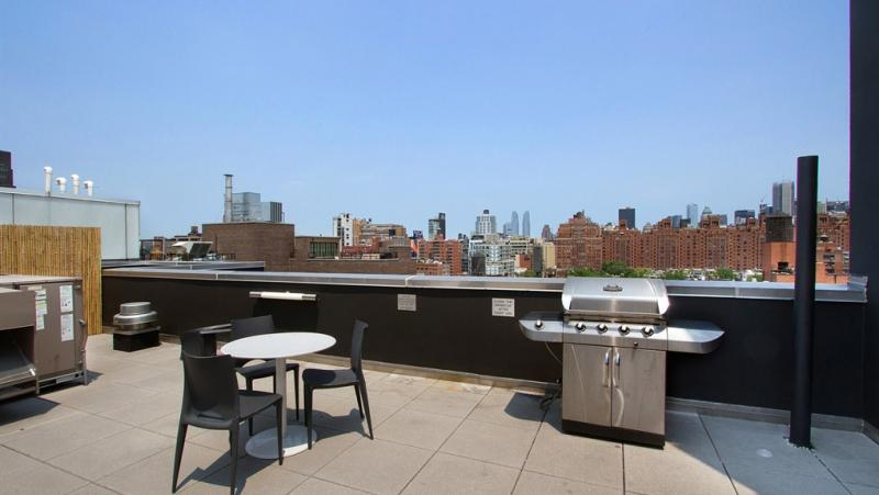 Rooftop Terrace at Chelsea Modern - 447 West 18th Street