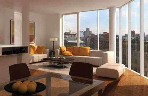 Livingroom - 220 Saint Nicholas - Harlem