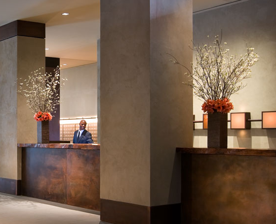 Lobby - 500 West 30th Street - Chelsea