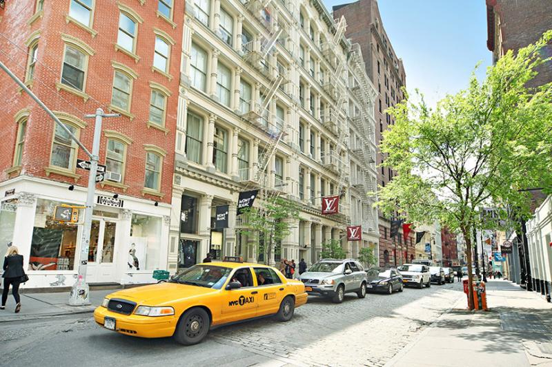 Exterior - 155 Wooster Street - Soho - New York City -  Apartment