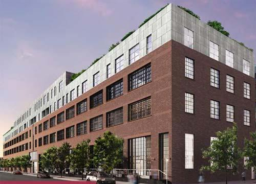 Steelworks Lof building NYC condominium for rent