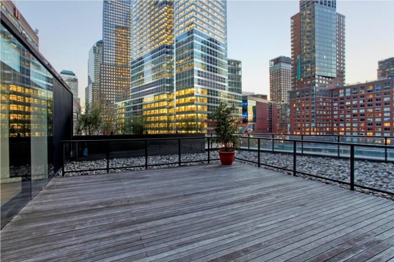 Terrace - 101 Warren street - Manhattan