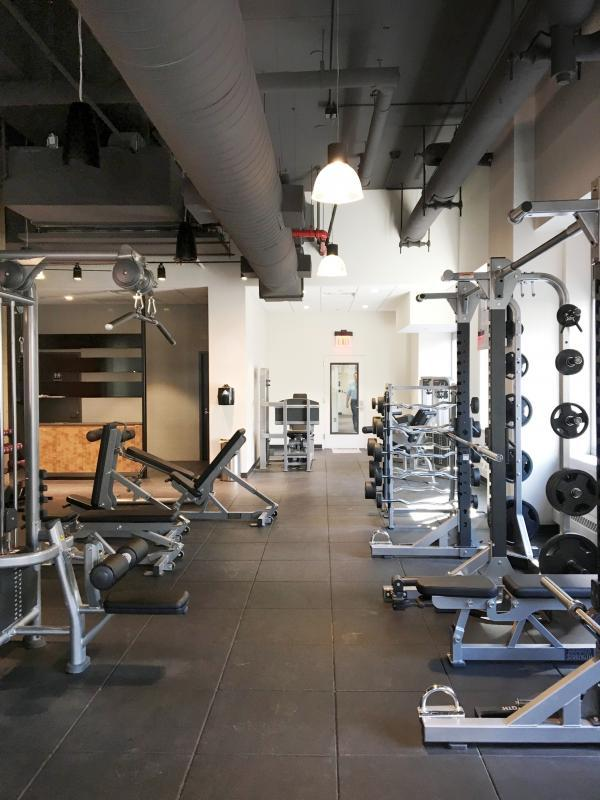 55 West 26th Street Gym - Chelsea Rental Apartments