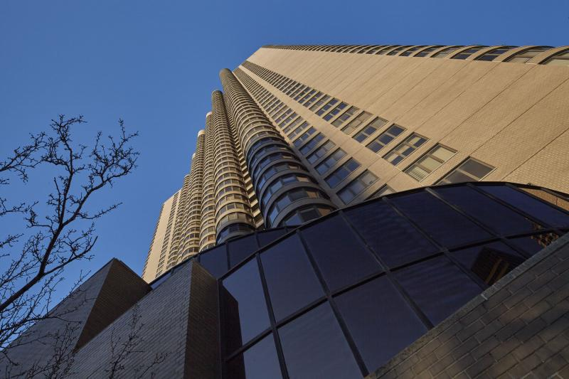 Apartments for rent at The Corinthian - Building