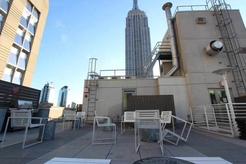 Rooftop - The Greywood - Midtown west - Manhattan - Luxury Apartments