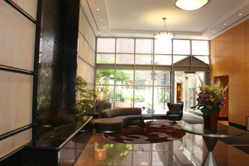 Ivy Tower Lobby – Clinton Apartment Rentals