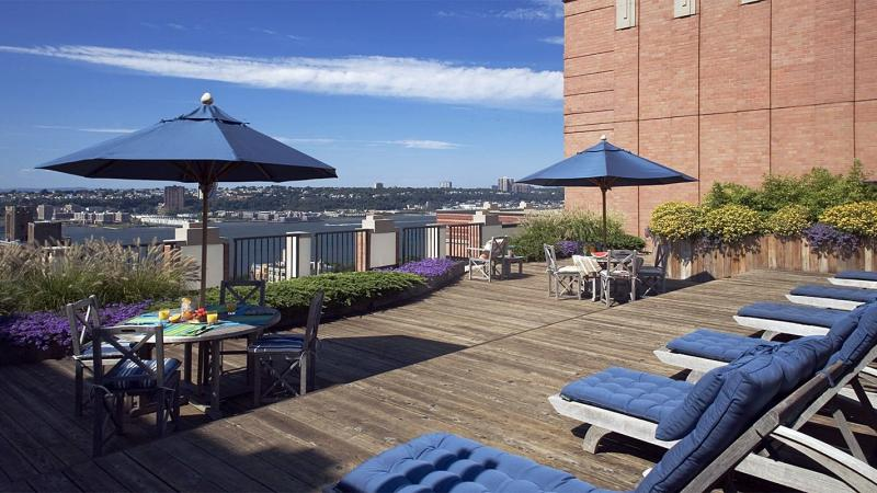 255 West 94th Street Roofdeck - Upper West Side Rental Apartments
