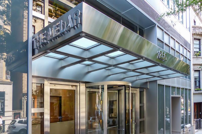 The Melar Entrance - Upper West Side Apartment Rentals
