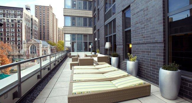 250 West 93rd Roof Deck - Upper West Side Rental Apartments