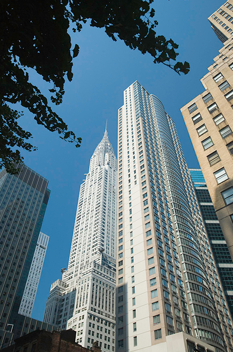 The Metropolis Building - 150 East 44th Street apartments for rent