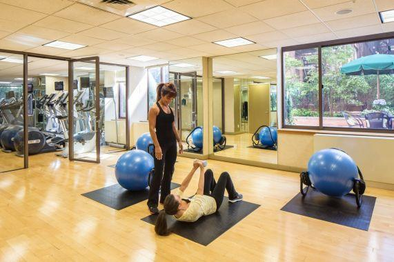 The Vanguard Chelsea Fitness Center - Chelsea Apartment Rentals