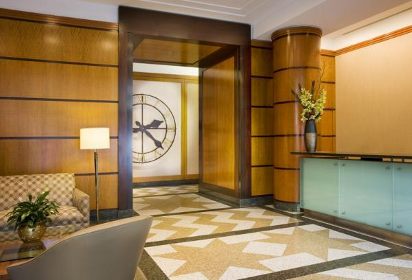 The Ventura Lobby - Manhattan Apartments for rent