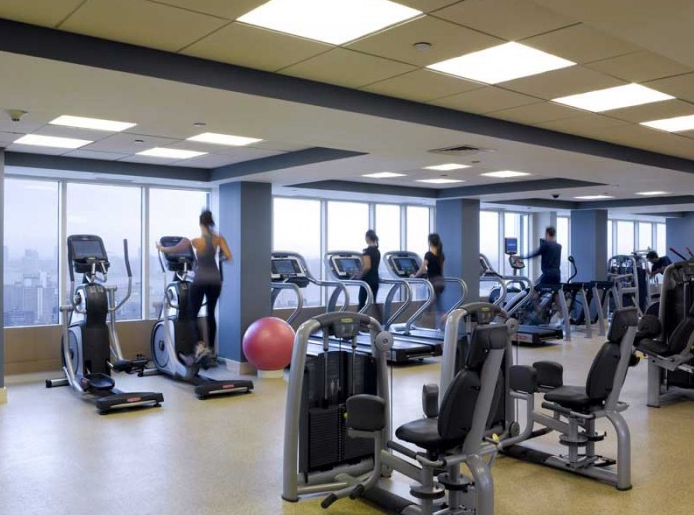 The Olivia Fitness Center - Luxury Apartments in Chelsea, NYC