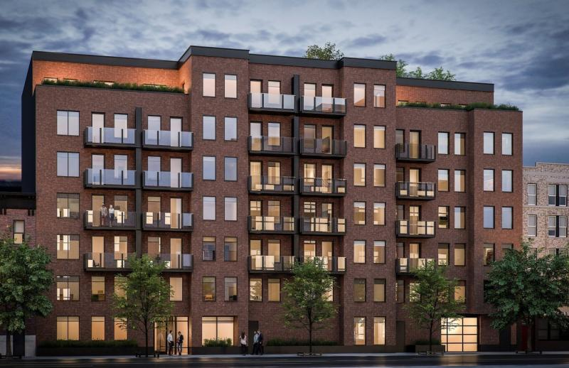 Apartments for rent at The Berkley in Williamsburg