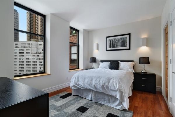 Bedroom at The Ormonde in Upper West Side - Condos for rent