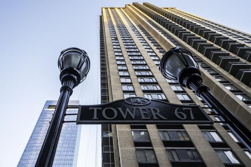 Apartments for rent at Tower 67 in Lincoln Square