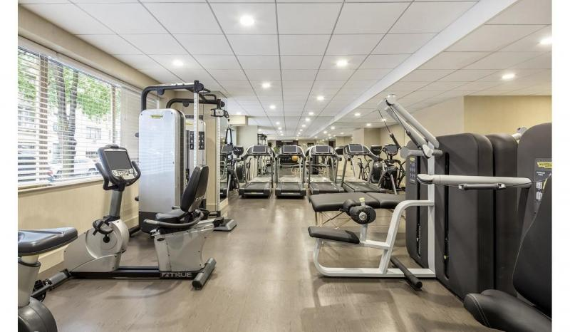 Apartments for rent at 3 Trump Palace - Gym