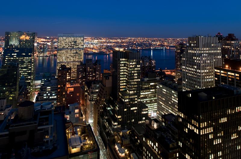 View- The Metropolis
