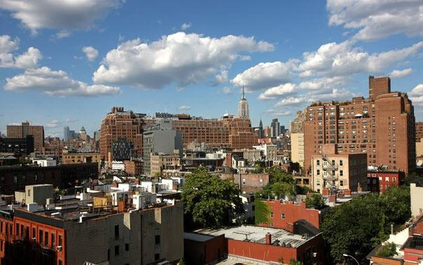 View - Jane Street - Greenwich Village - New York City Rentals