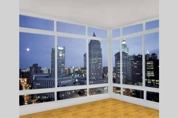 111 Worth Street NYC Views - Tribeca Apartment Rentals