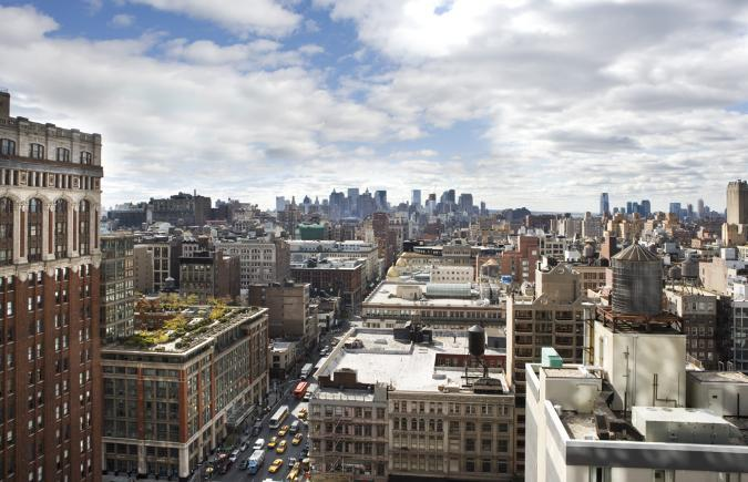 View from 101 West 24th Street - Condos for Rent Chelsea