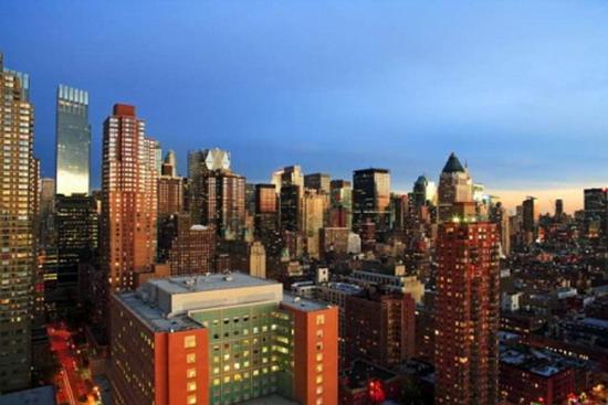 555 West 59th Street View – Manhattan New Condos