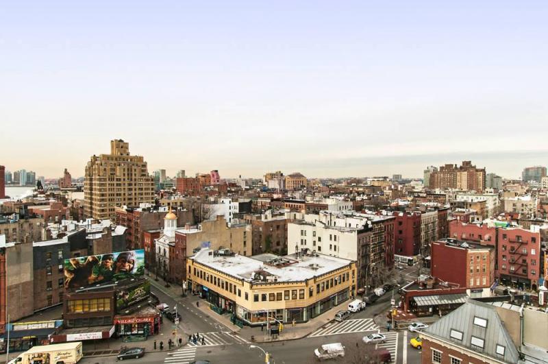View - The Shenandoah - Greenwich Village - Manhattan Rentals