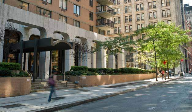 300 Mercer Street Rentals The Hilary Gardens Apartments For Rent In Green