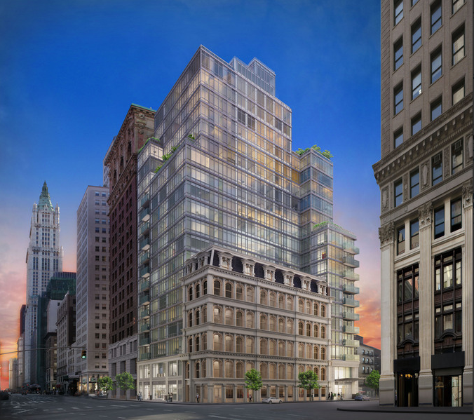 57 Reade Street Apartments For Rent In Tribeca Luxury