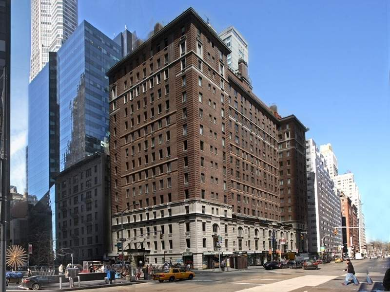 101 West 55th Street Rentals Claridge 39 S Apartments For Rent In Midtown West