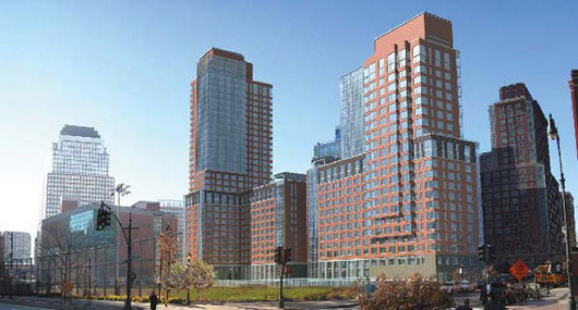 200 300 north end avenue rentals liberty luxe liberty for 20 river terrace nyc
