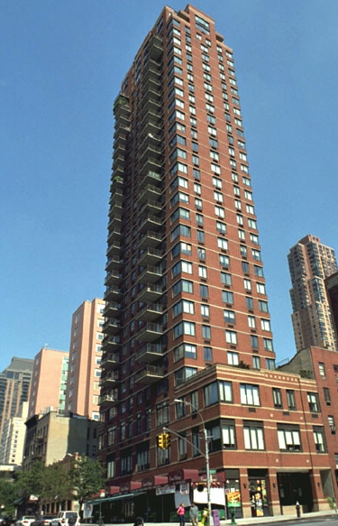 200 West 60th Street Rentals The Concerto Apartments