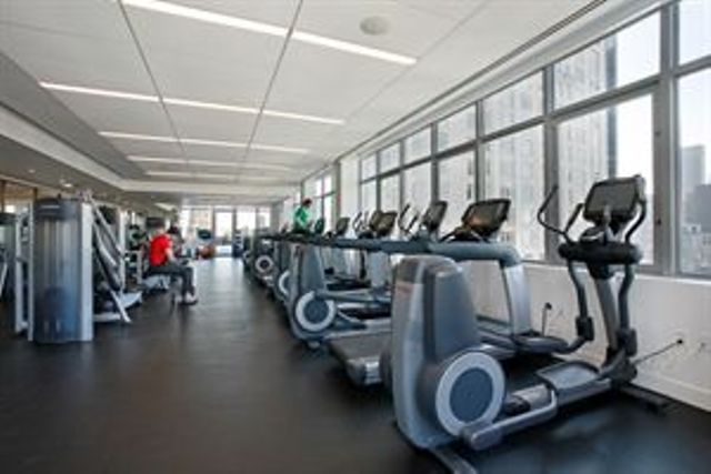 30 Lincoln Plaza rental building Fitness Center - NYC Flats