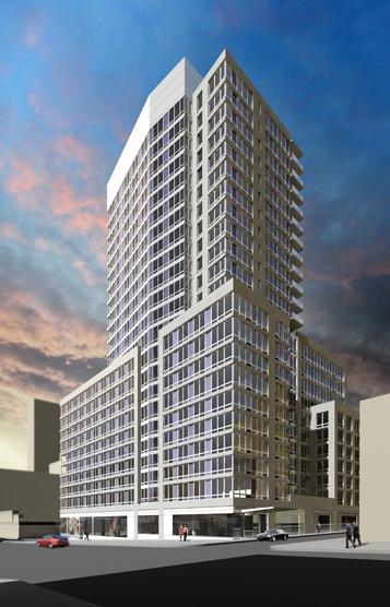 455 West 37th Street Rentals Hudson Yards Apartments