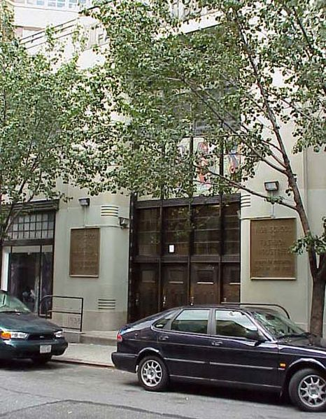 The Highschool Of Fashion Industries Nyc Which School District