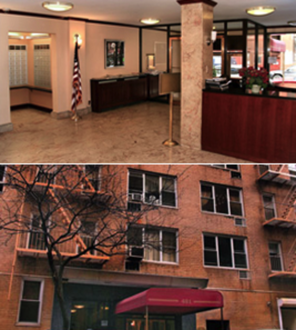 Nyc Apartment Sites: 401 West 56th Street Rentals