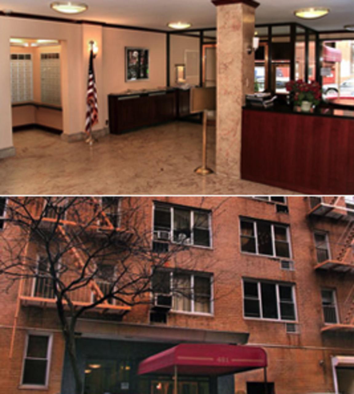 401 West 56th Street Rentals