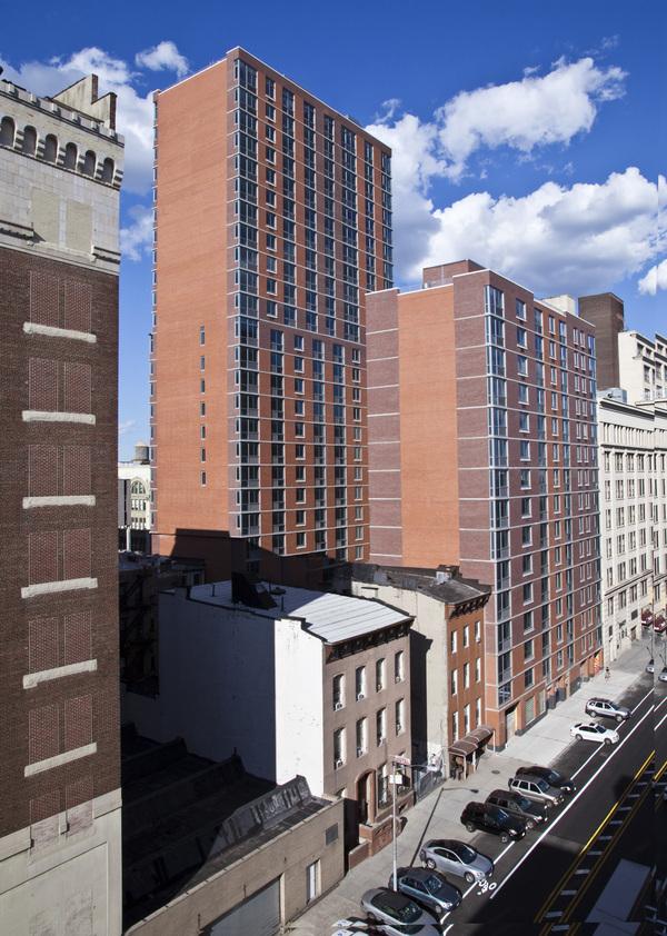 225 Schermerhorn Street Rentals The Addison Apartments