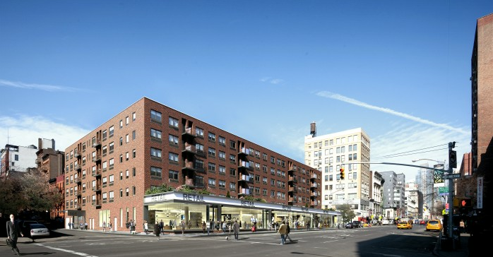 101 West 15th Street Latest Rendering
