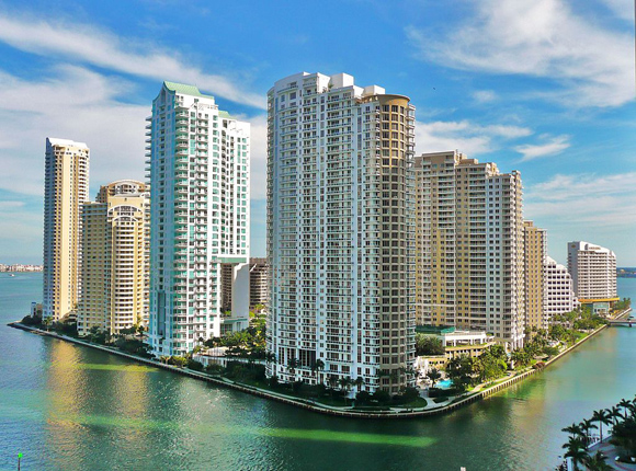 New Residential Construction, Rental Development in Miami