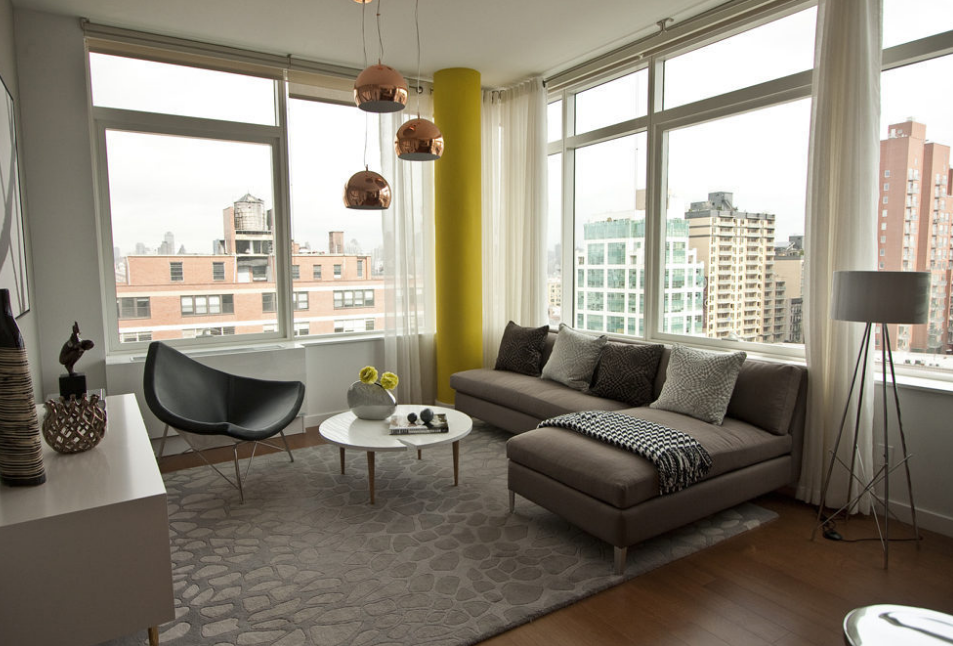 Long island city apartments luxury rentals manhattan for Luxury new york city apartments